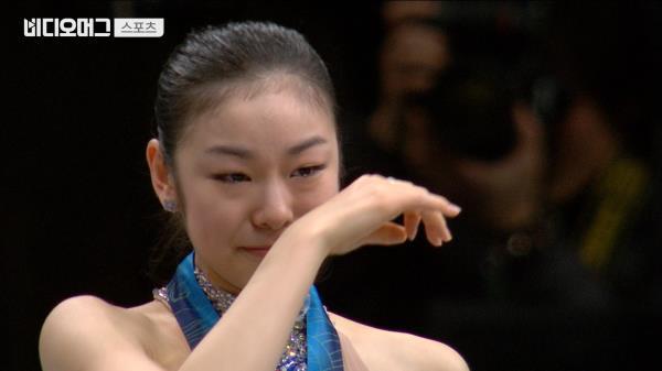 [풀영상]평창 D-200 기념, 김연아 밴쿠버 동계 올림픽 레전드 경기