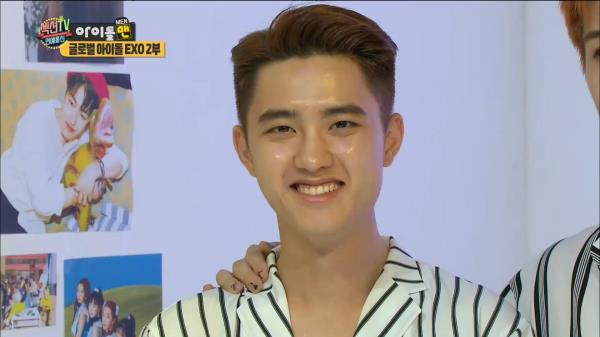 【TVPP】 EXO - 비글美 대폭발! 개인기 대방출 @섹션TV 2017