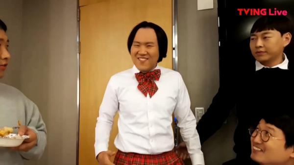 '노래의 재해석' 김용명, 에프엑스-  NU 예삐오 (민요ver.)