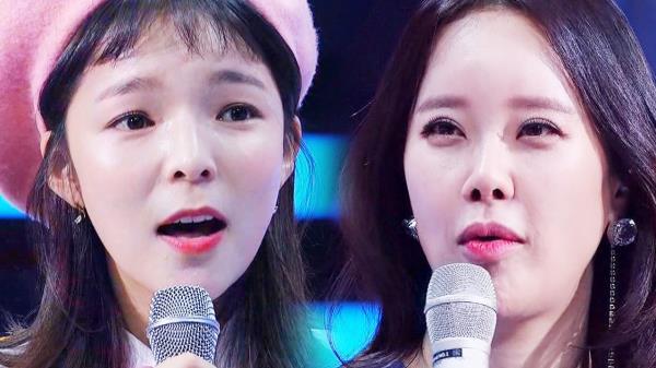 """백지영, 박진주 '그 여자' 노래에 감탄 """"너무 설레요"""""""