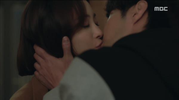 """한예슬♥김지석, 달콤한 로맨틱 키스 """"사랑하니까"""""""