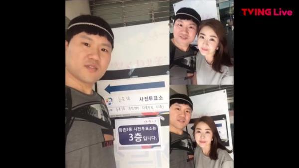 ′용기있는 자′ 김용명, ′전생에 나라를 만번 구한′ 미모의 부인 공개!