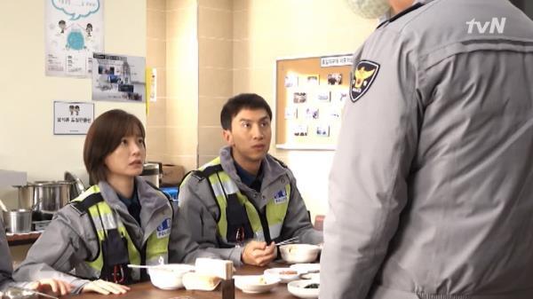 「(풀버전) 신입 경찰 정유미X이광수의 멘붕의 첫 출근날」的圖片搜尋結果