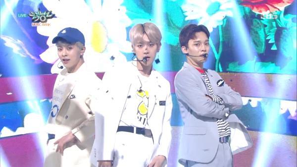 花요일(Blooming Day) - EXO-CBX(첸백시)