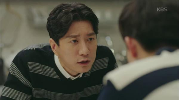"""""""믿어"""" 기적으로 하나된 김명민(송현철C)X 서동현"""