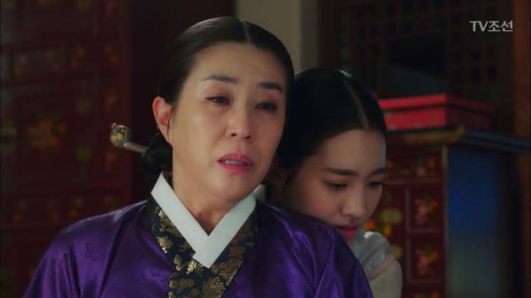 집으로 돌아온 딸 진세연, 엄마 김미경의 마음은?