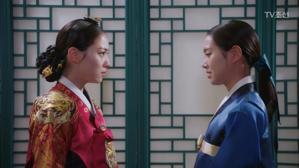 """류효영에게 """"아들을 낳으셔야 할 텐데"""" 진세연의 속내는?!"""