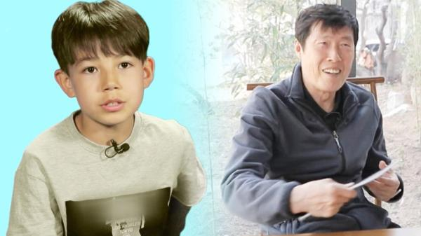 """차범근, 12살 원태훈에 극찬 """"메시 같네 꼭"""""""