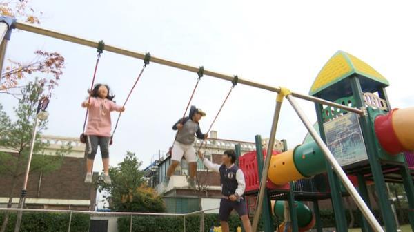 놀이터 사고 걱정? '놀이터 활동가'가 아이 안전 지켜요!