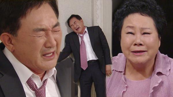 김선화·임채무, 청천벽력 강서준 암 소식에 '통탄의 오열'