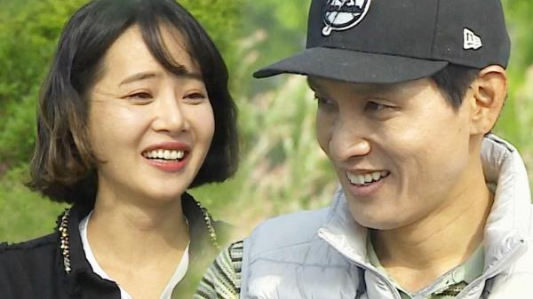 구본승, 강경헌 등장에 '급 밝아진 잇몸 미소'