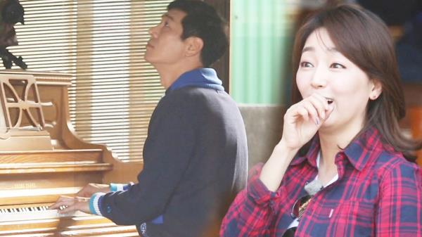 홍일권, 불청 멤버들에 컬처 쇼크 안겨준 '피아노 연주'