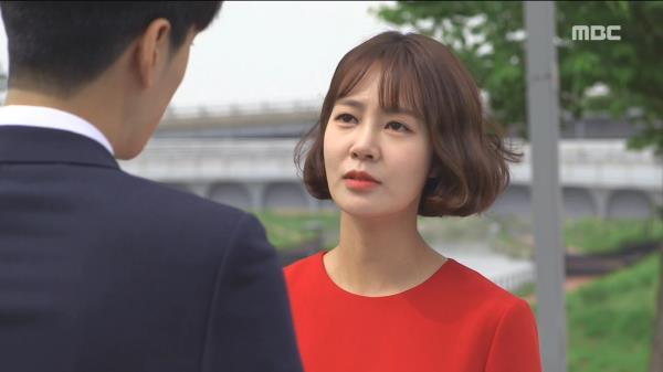 떠나기로 결심한 최윤영?! '약속 하나만 해줘요'