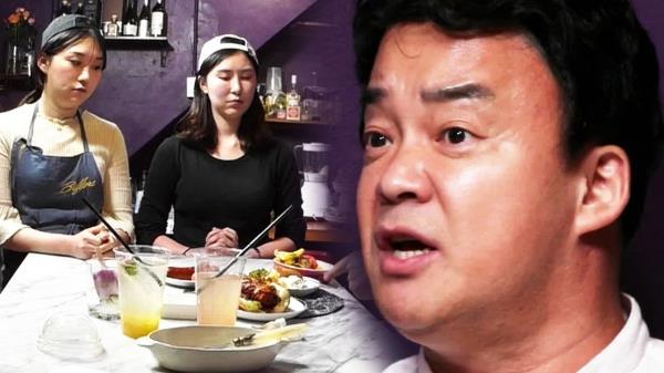 """""""두 사람은 재능 전혀 없어!"""" 백종원, 방송 中 역대급 '분노'"""