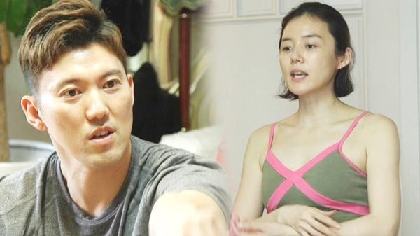 강세정, 핑크 바지를 둘러싼 '남매의 갈등'