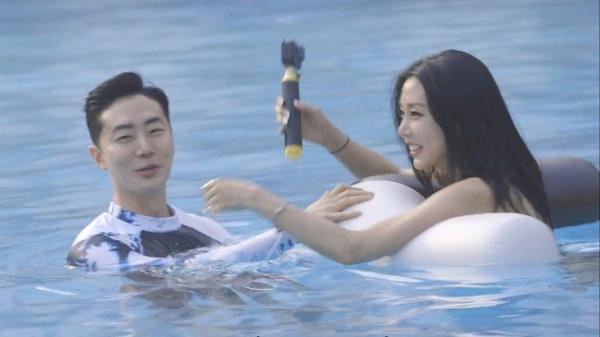 101호·107호, 수영장에서 첫 데이트 '부끄러운 시간'