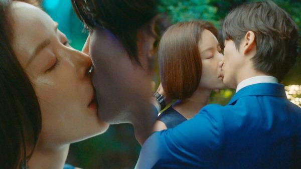「남궁민♡황정음, 숨겨왔던 애정 '폭발하는 키스'」的圖片搜尋結果