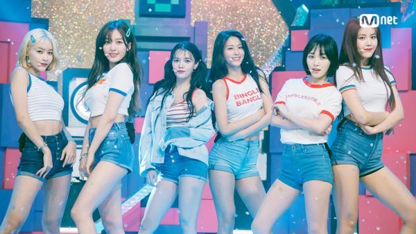 ′최초공개′ 돌아온 써머퀸! ′AOA′의 ′빙글뱅글′ 무대
