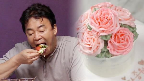 """금액이 궁금한 원테이블 파티 케이크 """"시중가는 10만원"""""""
