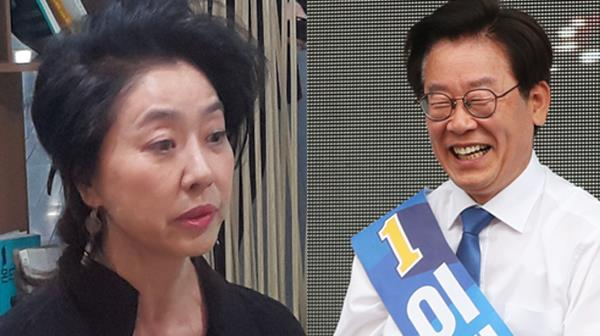 """김부선 인터뷰 """"이재명, 하룻밤 보내고 나서야 유부남 밝혀"""""""