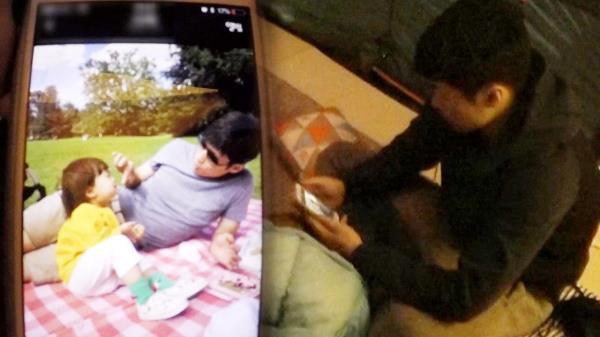 """박지성, 사진만 봐도 흐뭇해지는 딸 바보 """"가치 있는 희생"""""""