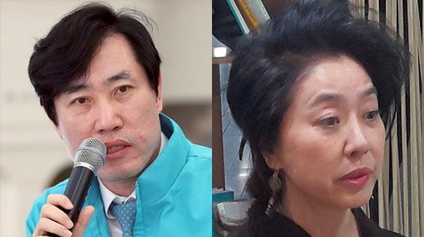 """""""신경 꺼라→오해 풀려 다행""""…김부선·하태경, 화해 모드"""