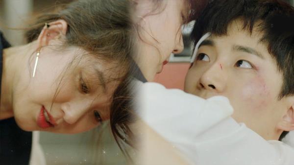 [11-12회 예고] 준호♡정려원, 아찔한 스킨십!