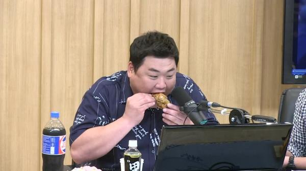 [두시탈출 컬투쇼] 김준현, 라디오 먹방