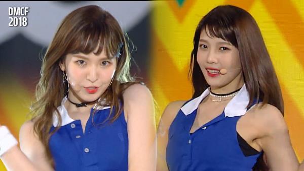 [DMCF 다시보기] 레드벨벳(Red Velvet) - 러시안 룰렛(Russian Rulette)