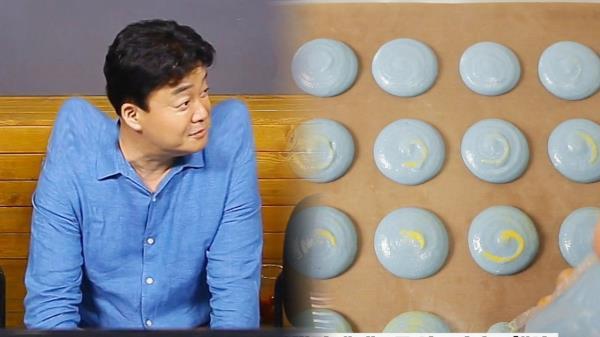 """백종원, 집에서 마카롱 만드는 요식업 대표 """"애들 위해서"""""""