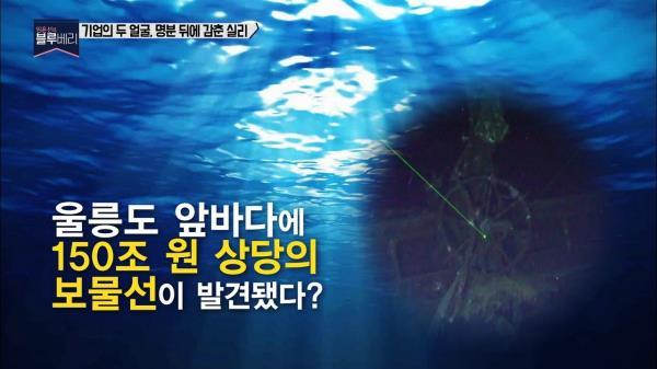 실체 없는 '보물선' 의혹, 신일그룹