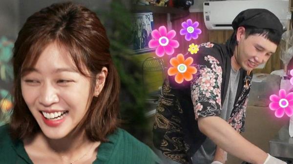 다코야키 집, 조보아 방문에 백종원과 다른 반응 '미소 만개'