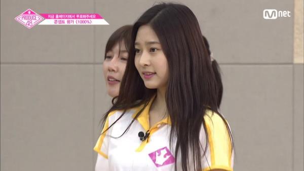 [9회] '연습생들 1000% 성장중!' 1000% 중간 평가
