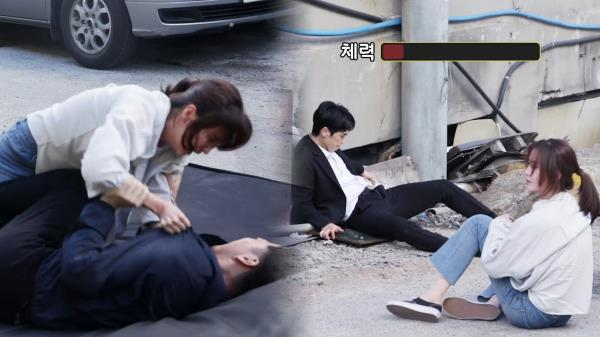 《메이킹》 강실장 때려잡는 김정현·서현! 꼼꼼한 리허설 그리고 체력방전