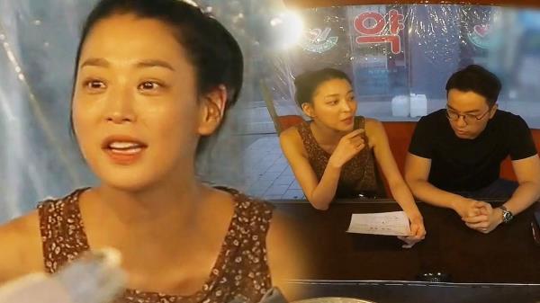 """한고은♡신영수, 로맨틱 포차 데이트 """"소주 하나 주세요"""""""
