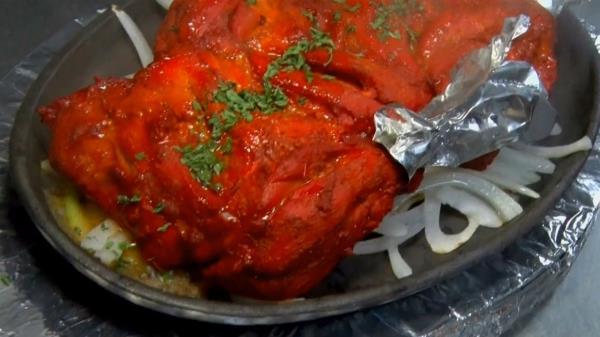 인도 파이어, 탄두리의 '화끈한 불 맛'