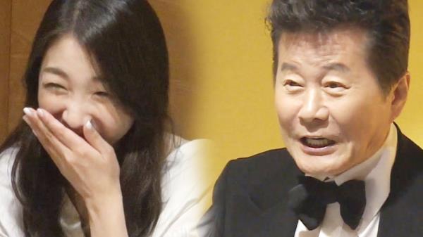 """태진아, 김건모 맞선녀에게 선언 """"땅을 드리겠다"""""""