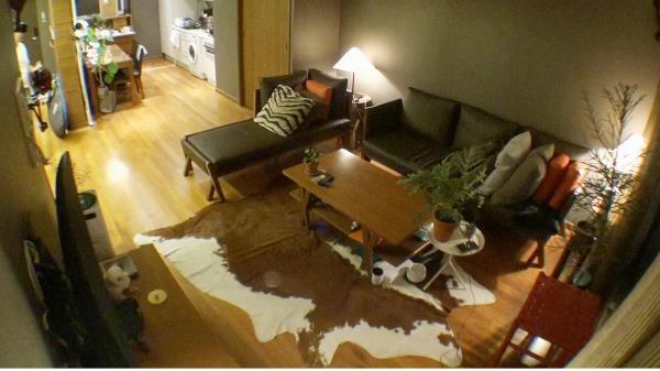 호텔에서 사는 정재형 하우스 대공개 '깔끔 인테리어'