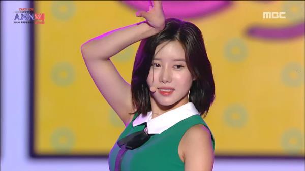 베리굿 - GEE(소녀시대) + 풋사과 (BerryGood - GEE + Green Apple)