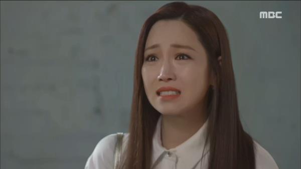 '네가 뭔데 나를 동정해?' 송창의에게 분노하는 이유리