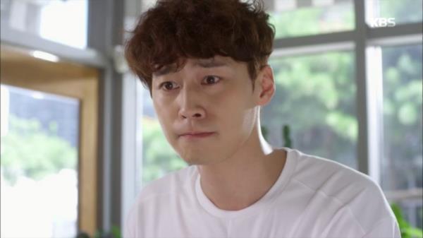 """""""나랑 결혼하자!"""" 윤진이 에게 프러포즈 하는 정은우"""