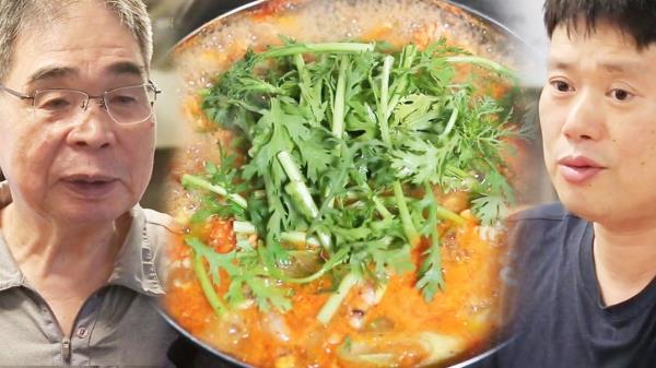 '골목식당 선배' 해방촌 횟집, 후배 위한 알탕 비법 전수!