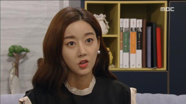 김혜선에게 경고하는 오승아, '무슨 일을 하든 상관 마세요'