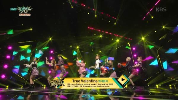 True Valentine - 위키미키(Weki Meki)
