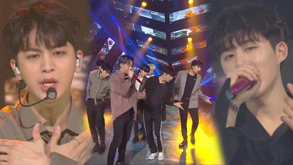 'iKON'의 절절한 가을 이별 감성 퍼포먼스 '이별길'