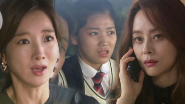 극악무도 우희진, 급기야 친딸 박가람 납치!!