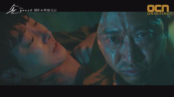 """*충격* 김동욱 공격하는 '손'이 온 아버지! """"네가 다 죽였어"""""""