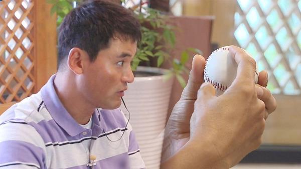 """대투수 박찬호가 말하는 구종별 그립 """"야구는 과학입니다"""""""