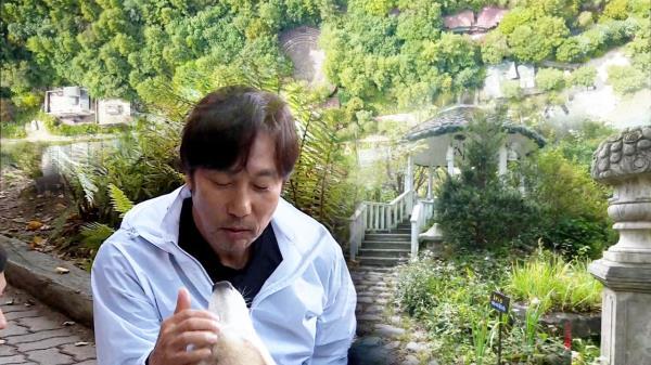 자연과 더불어 사는 이문세, 아날로그 쉼터 정원 공개
