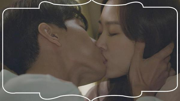 서현진♡이민기, 심장 녹는 진한 '소파키스' (입틀막+후방주의)